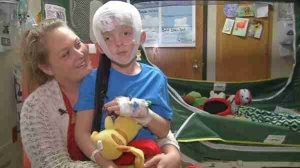 Horror: This 7-year-old Boy Slept for 11 Days Straight and Doctors Have No Idea Why (Photos)
